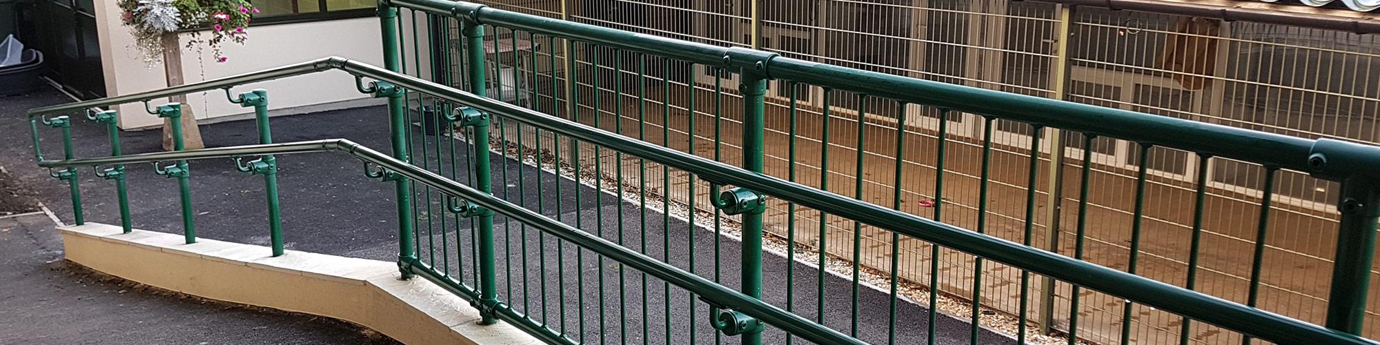 Cotswold-Pet-Resort-Handrail-Project