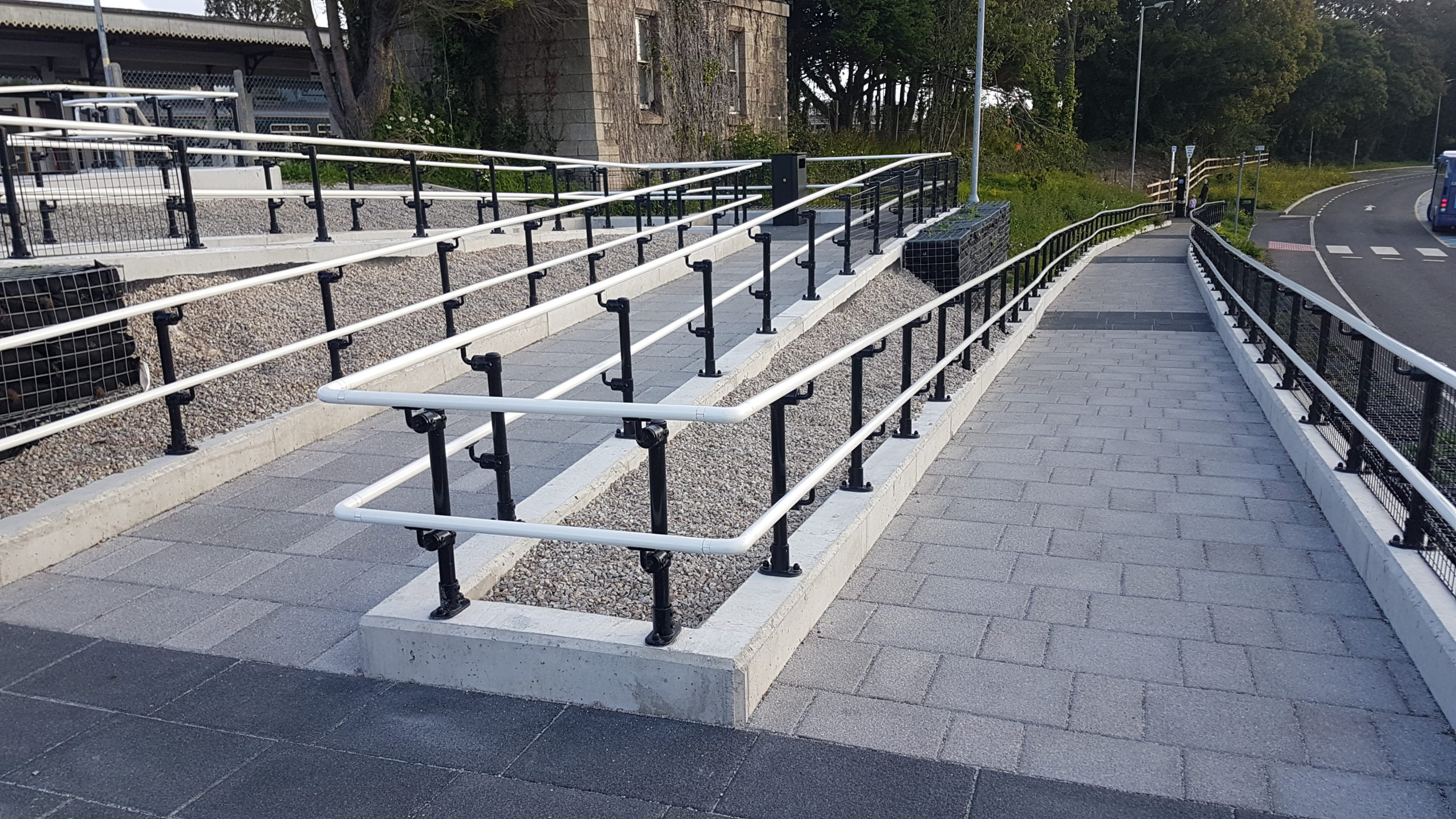 DDA handrail systems: Keeping your premises safe, compliant & accessible