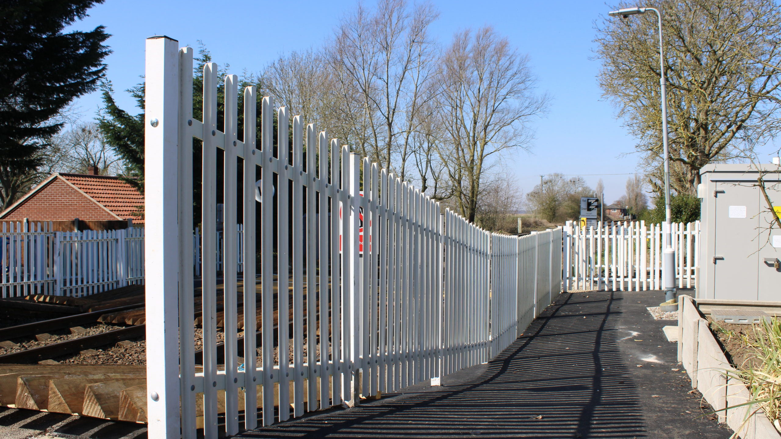 Benefits Of A GRP Handrail System & GRP Fencing