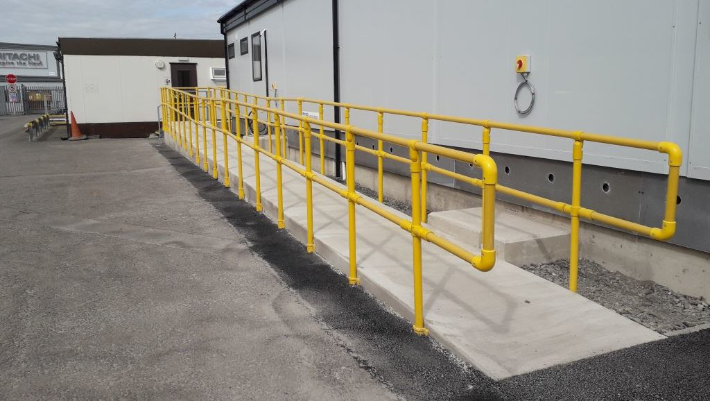 A Guide To GRP Handrail & Fencing
