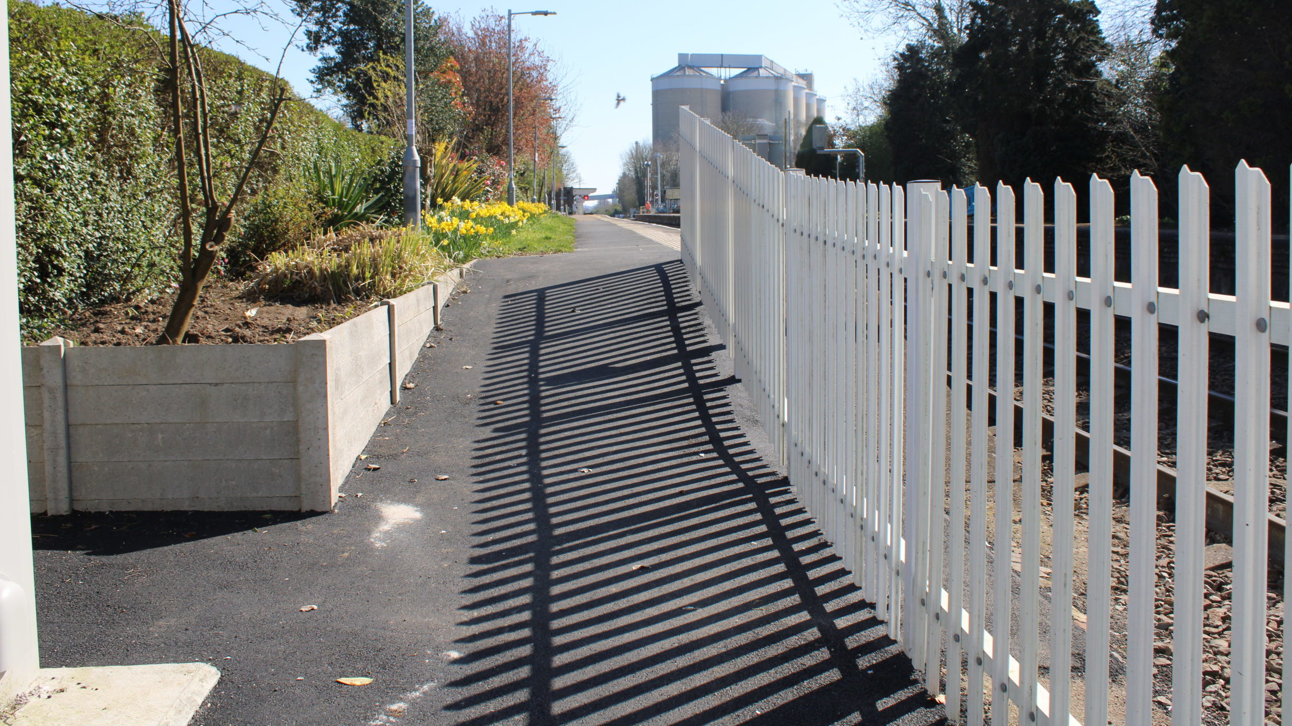 Your guide to GRP Palisade Fencing