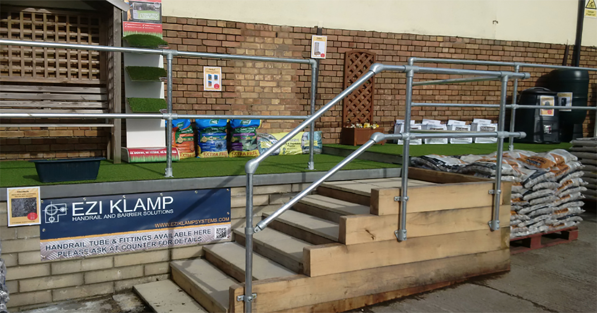 Key Clamp Handrail Systems: The Benefits